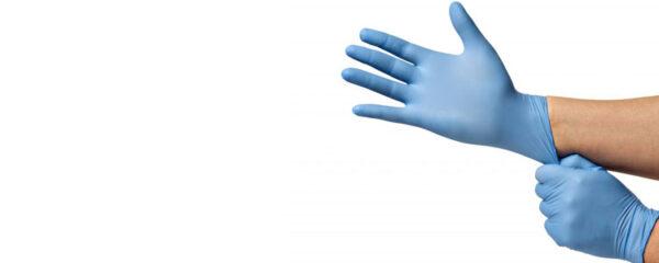 gants d'examen médicaux